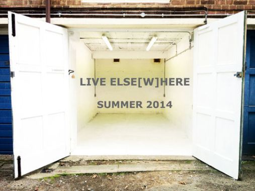 LiveElse[W]here